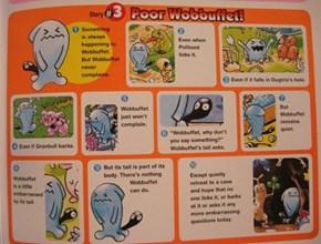 Poor Wobbuffet