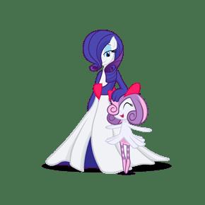 Rarivoir and Krirlia Belle