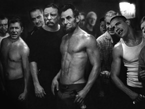 The Presidential Fight Club