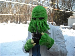 Even Our Ancient Eldritch Lords Need to Stay Toasty