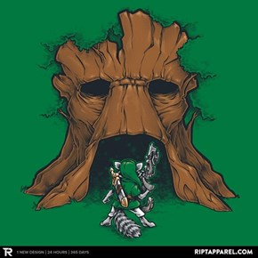 The Groot Deku Tree