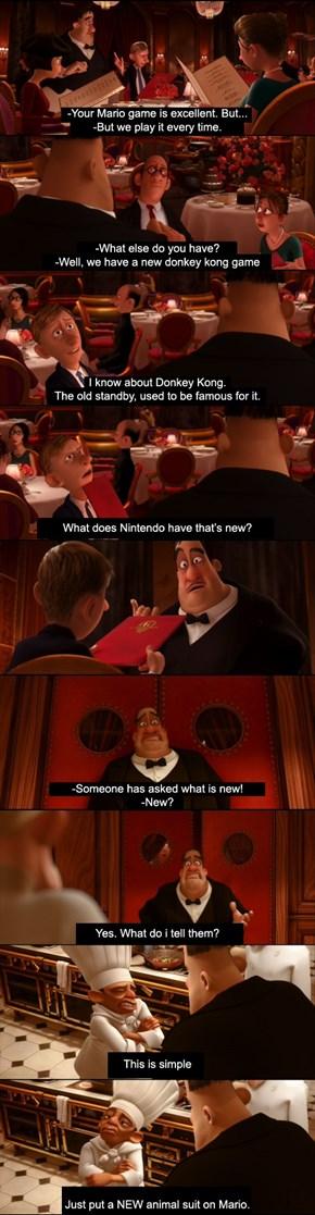 Nintendo in a Nutshell