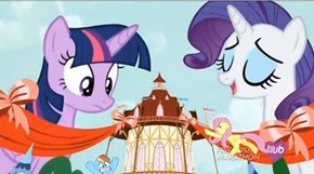 Attack of the Giant Ponies!