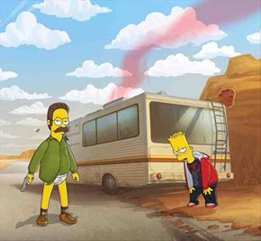 Ay Caramba! Breaking Bad, Man!