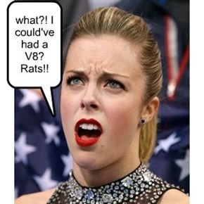 Ashley Wagner's regret
