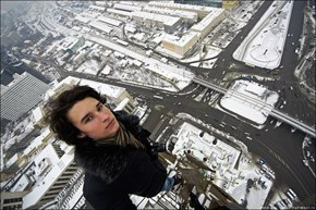 Photos of the Day: Russian Building Climber Kirill Oreshkin Has Taken Some Photos from Amazing Heights