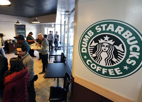 Dumb Los Angeles Health Department Shuts Down Dumb Starbucks
