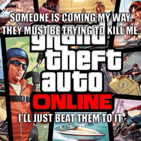 Every Player in Grand Theft Auto Online