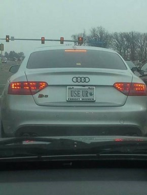 How Do You Think He Afforded That Audi