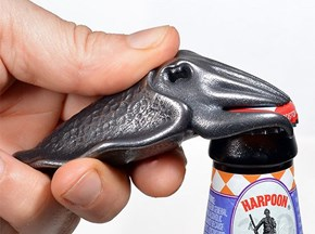 Cuttlefish Bottle Opener Is Adorable
