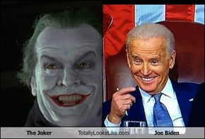 The Joker Totally Looks Like Joe Biden