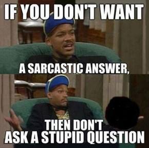 You're SOOOO Smart!