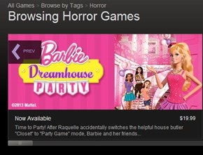 The Scariest Game of 2014