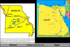 Missouri Totally Looks Like Egypt
