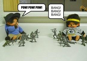 POW! POW! POW!