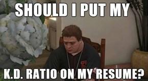 Applying for a Job...