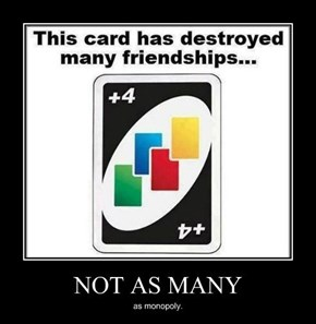 The Perils of UNO