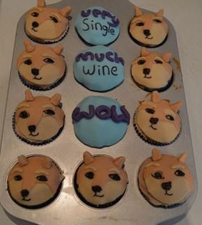 Wow Much Cupcake