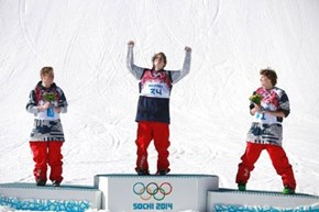'Murica Sweeps the Skiing Slope Style Medal Podium