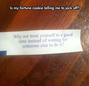 Just What're You Tryin' to Say, Cookie?