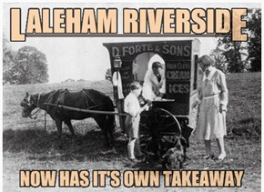 Laleham, For the fast food
