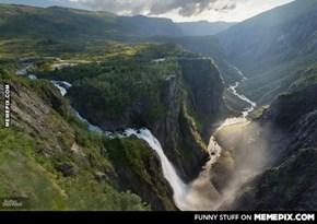 Voringsfossen Norway