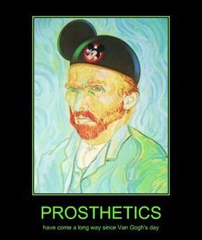Poor Van Gogh