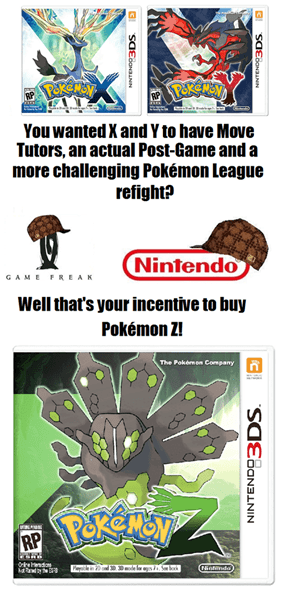 I'm Not a Huge Fan of Pokémon's Marketing Department