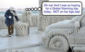 Global Warming strikes out again!