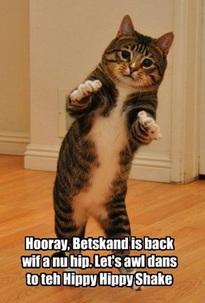 Welcome back Betskand
