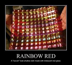 RAINBOW RED