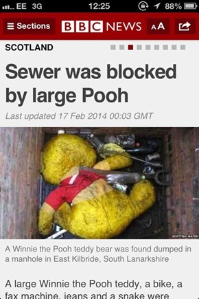 Journalism is Over, We Found the Best Headline Ever