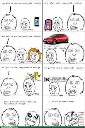 Responsibility Rage