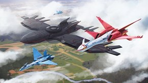 Latias, Latios, and Kyogre a Modern Aircraft
