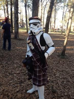 The Rare Highlands Trooper