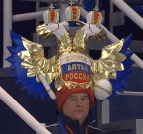 We've Found the Best Hat of the Olympics