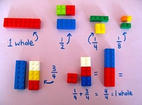 Learning Math With LEGO