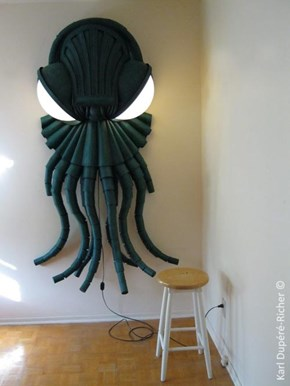 The Lamp of Madness Itself