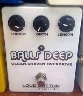 Great Guitar Pedal? Or Greatest Guitar Pedal?