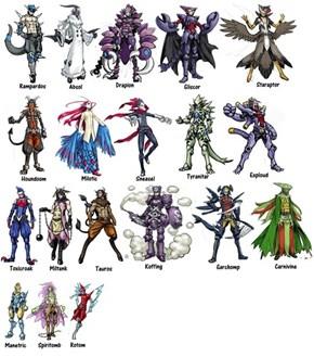 Pokémon Knights