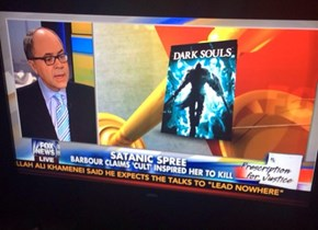 You've Got to Be Kidding Me of the Day: Fox News Blames Dark Souls for the Satanic Craigslist Killer