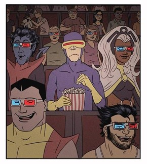 Cyclops Can't Enjoy Anything