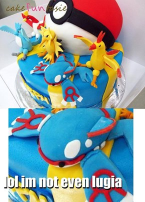 They Really Messed Up Lugia