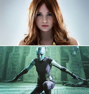Karen Gillan Has Yet Another Project In the Works