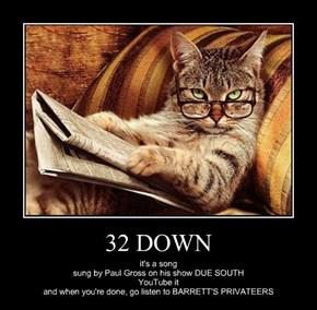 32 DOWN