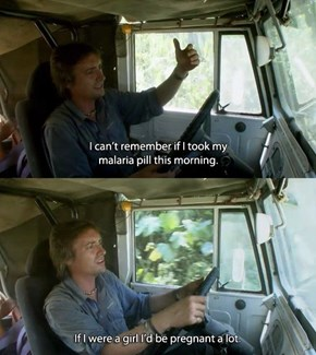 Richard Hammond: Professional Dude