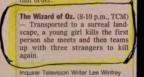 The Wizard of Oz: Reloaded