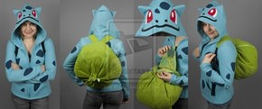 That Built In Backpack is Super Effective