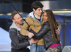 Sharknado 2 Shoot is Painfully Hilarious
