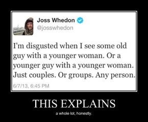 Joss Hates Everyone